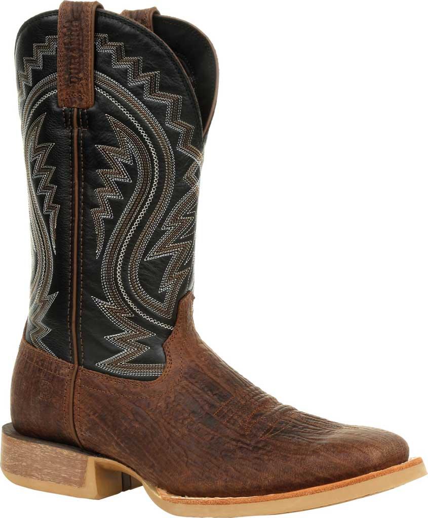 Men's Durango Boot DDB0292 Rebel Pro Western Boot, Acorn/Black Onyx Full Grain Leather, large, image 1