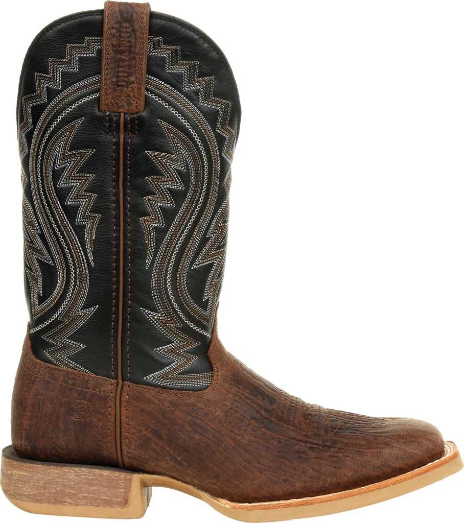 Men's Durango Boot DDB0292 Rebel Pro Western Boot, Acorn/Black Onyx Full Grain Leather, large, image 2
