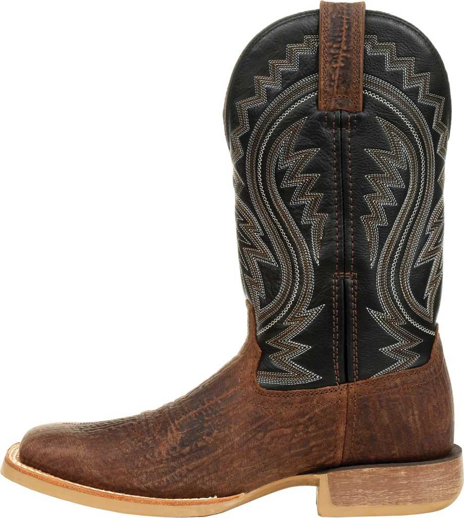 Men's Durango Boot DDB0292 Rebel Pro Western Boot, Acorn/Black Onyx Full Grain Leather, large, image 3