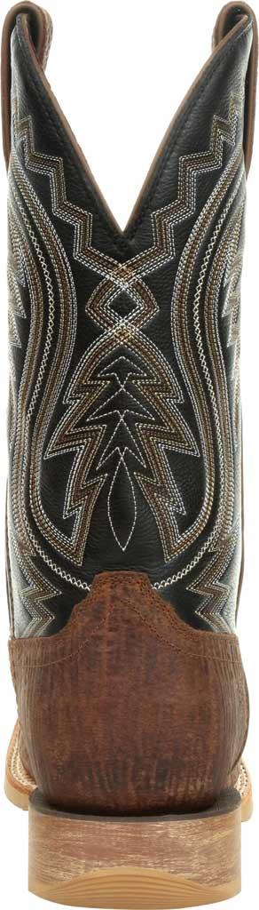 Men's Durango Boot DDB0292 Rebel Pro Western Boot, Acorn/Black Onyx Full Grain Leather, large, image 4