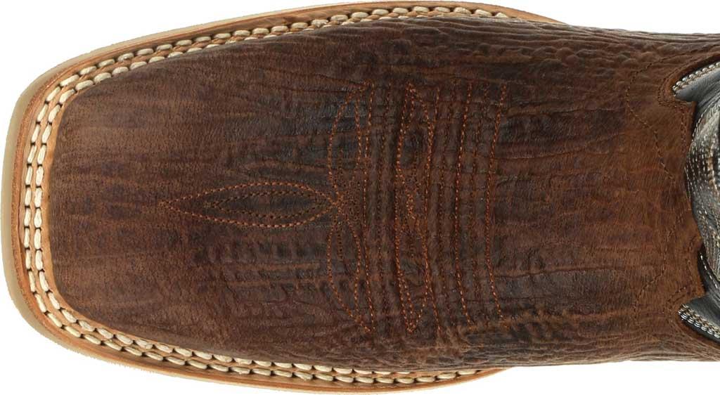 Men's Durango Boot DDB0292 Rebel Pro Western Boot, Acorn/Black Onyx Full Grain Leather, large, image 5