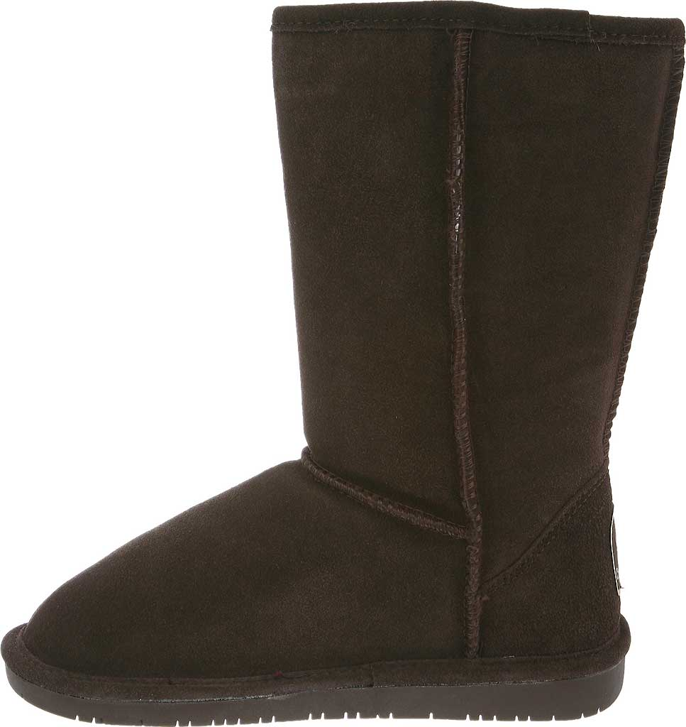 Women's Bearpaw Emma Tall Boot, Chocolate, large, image 3