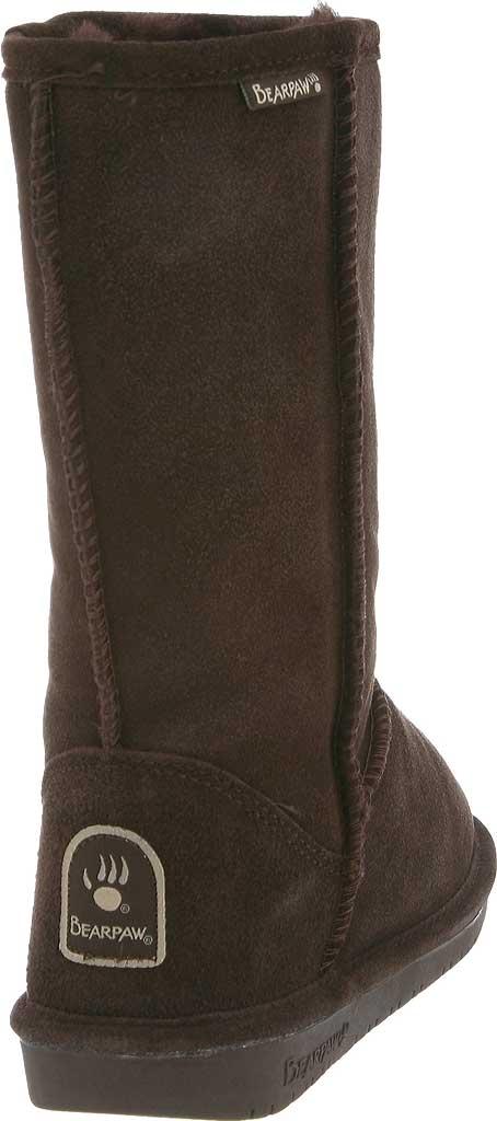 Women's Bearpaw Emma Tall Boot, Chocolate, large, image 4