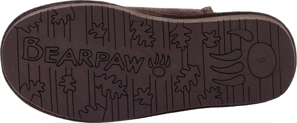 Women's Bearpaw Emma Tall Boot, Chocolate, large, image 6