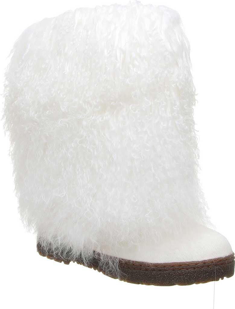 Women's Bearpaw Boetis II, White, large, image 1