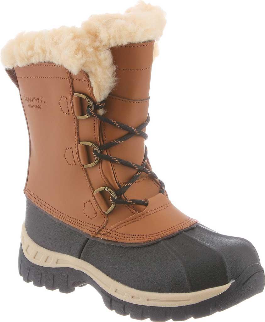 Girls' Bearpaw Kelly Youth Boot, Hickory II, large, image 1