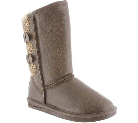 Women's Bearpaw Boshie Boot, Chestnut Distressed, large, image 1