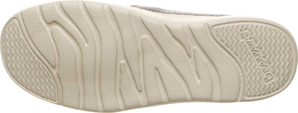 Girls' Bearpaw Sunny Slip-On Sneaker, Charcoal/Pomberry Microsuede, large, image 4
