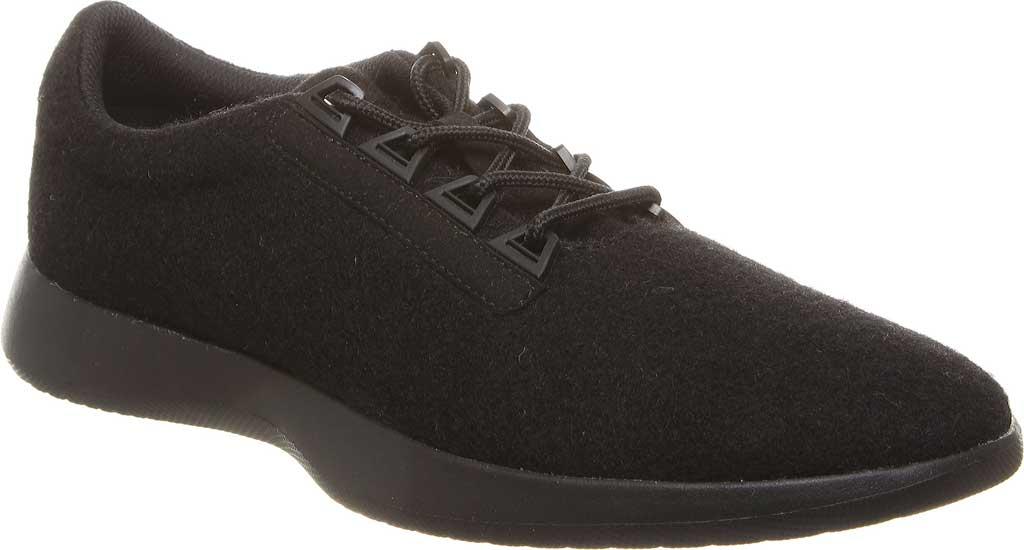Men's Bearpaw Benjamin Sneaker, Black II Wool, large, image 1