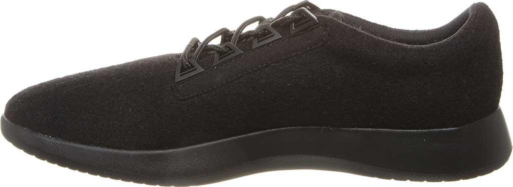 Men's Bearpaw Benjamin Sneaker, Black II Wool, large, image 3