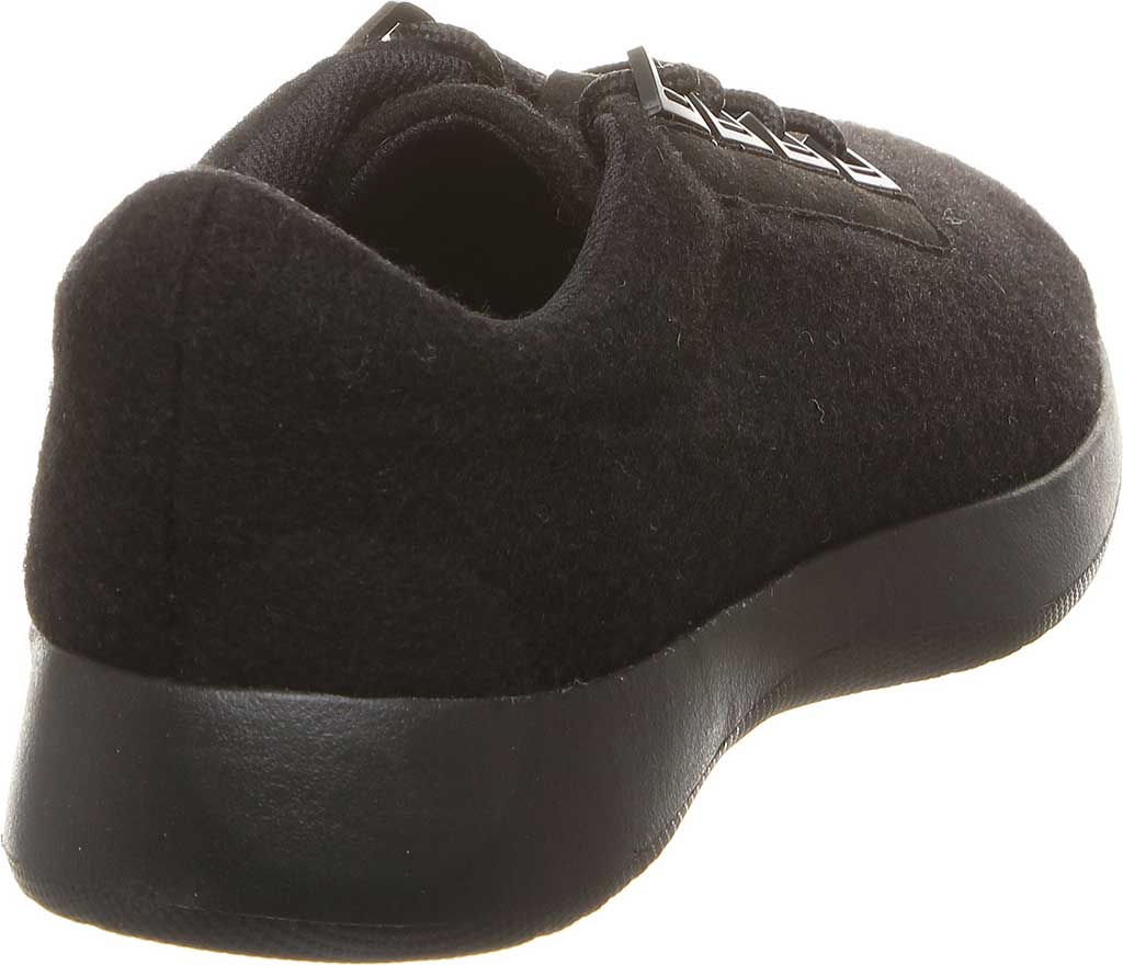 Men's Bearpaw Benjamin Sneaker, Black II Wool, large, image 4