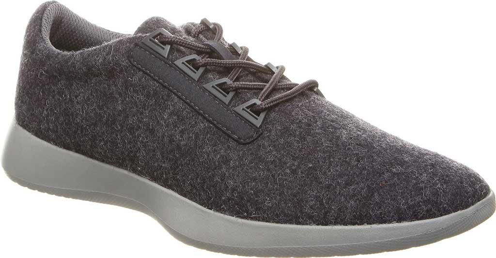 Men's Bearpaw Benjamin Sneaker, Gray II Wool, large, image 1