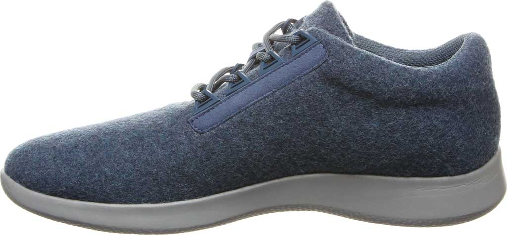 Men's Bearpaw Benjamin Sneaker, Navy Wool, large, image 3