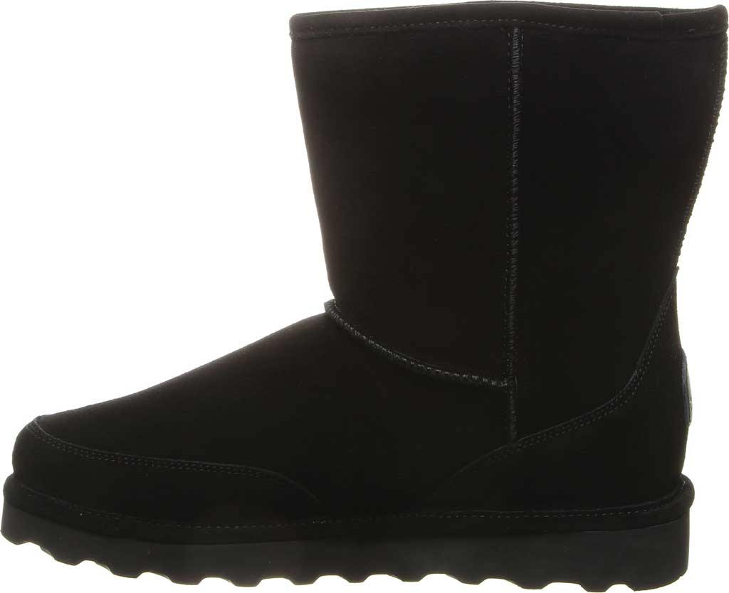 Men's Bearpaw Brady Mid Calf Boot, Black II Cow Suede, large, image 3
