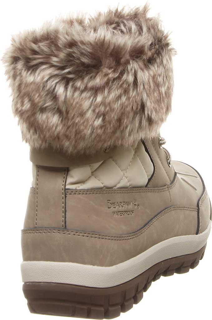 Women's Bearpaw Becka Leather Boot, Stone Leather, large, image 4