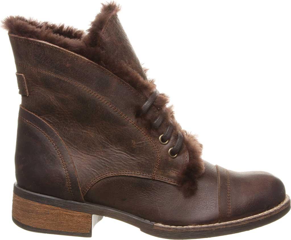 Women's Luxe de Leon Carmen Bootie, Moreno Antiqued Leather, large, image 2