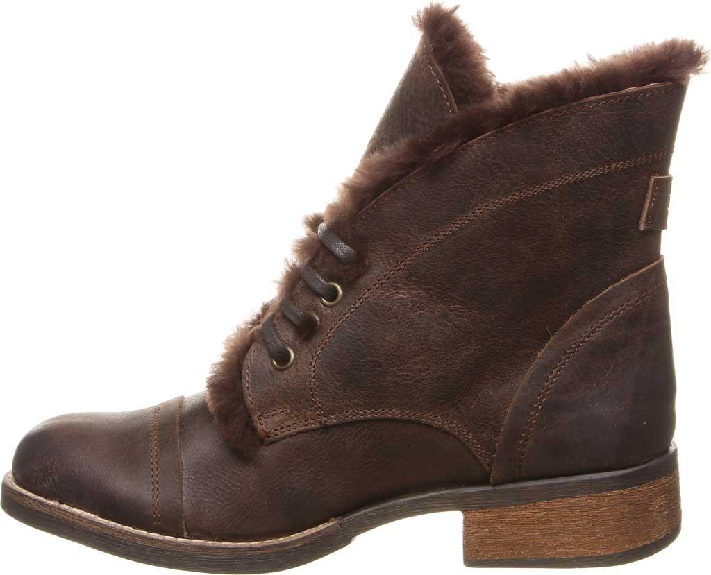 Women's Luxe de Leon Carmen Bootie, Moreno Antiqued Leather, large, image 3