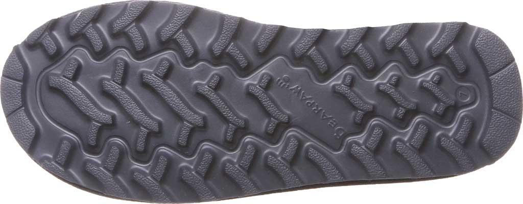 Women's Bearpaw Maria Lace Up Boot, Charcoal Suede/Textile, large, image 5