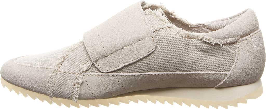 Women's Bearpaw Austin Sneaker, Linen Canvas/Suede, large, image 3