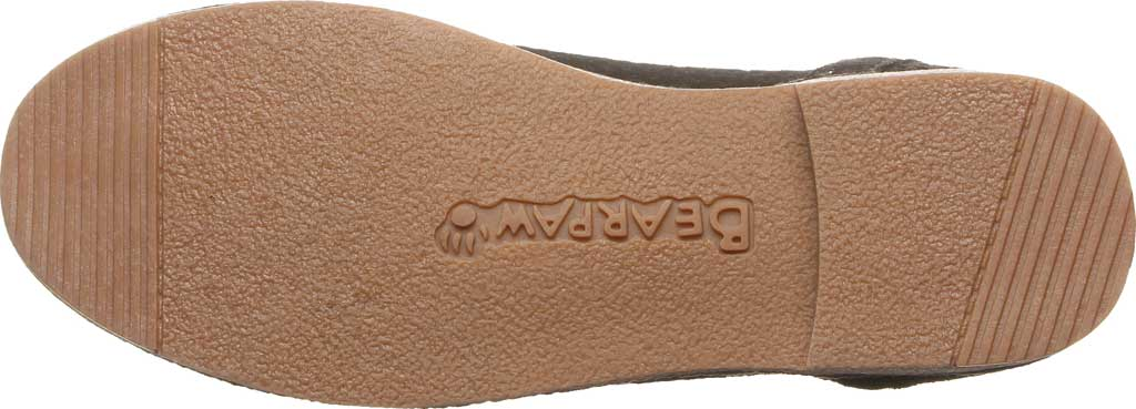 Women's Bearpaw Holland Chelsea Boot, Black II Suede, large, image 4
