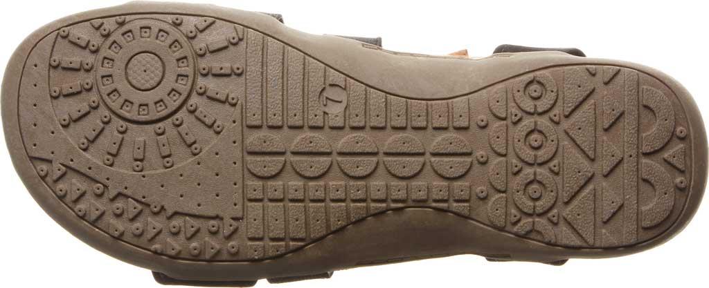 Women's Bearpaw Brea Strappy Sandal, Black II Faux Leather, large, image 4