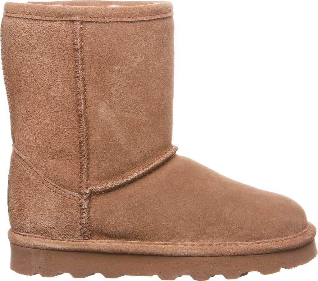 Girls' Bearpaw Elle Youth Boot, Hickory II Suede, large, image 2