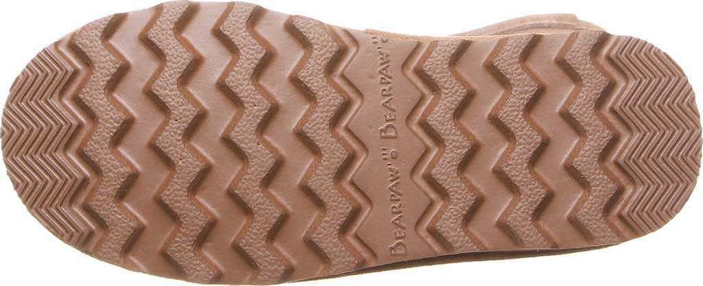Girls' Bearpaw Elle Youth Boot, Hickory II Suede, large, image 4