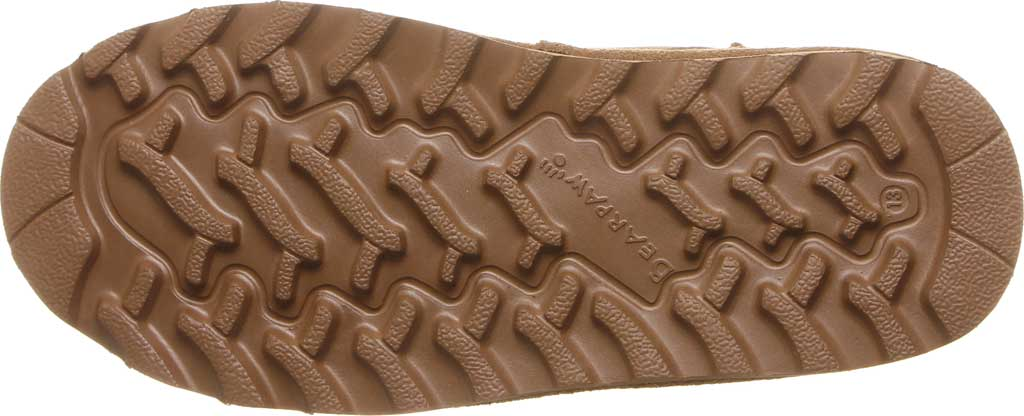 Children's Bearpaw Brady Youth Boot, Hickory II Suede, large, image 4