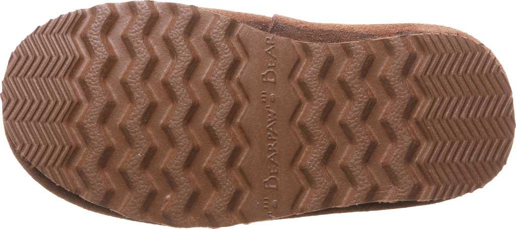 Infant Girls' Bearpaw Elle Toddler Zipper Boot, Hickory II Suede, large, image 4