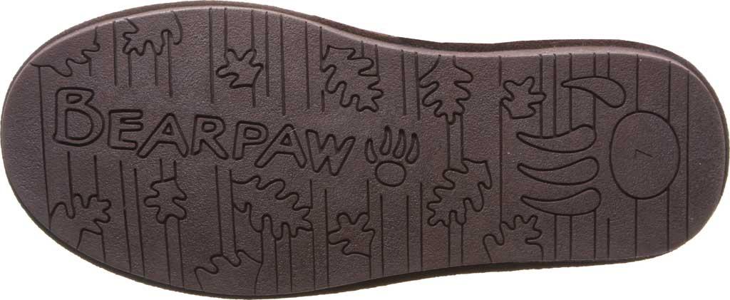 Women's Bearpaw Lori Boot, Chocolate Suede, large, image 4
