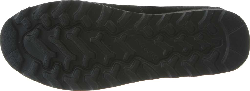 Girls' Bearpaw Krista Lace Up Bootie Youth, Black II Suede, large, image 4