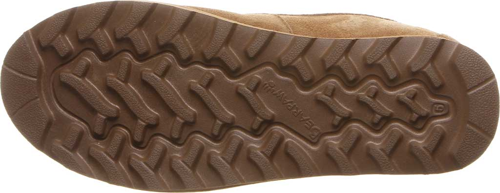 Girls' Bearpaw Krista Lace Up Bootie Youth, Hickory II Suede, large, image 4