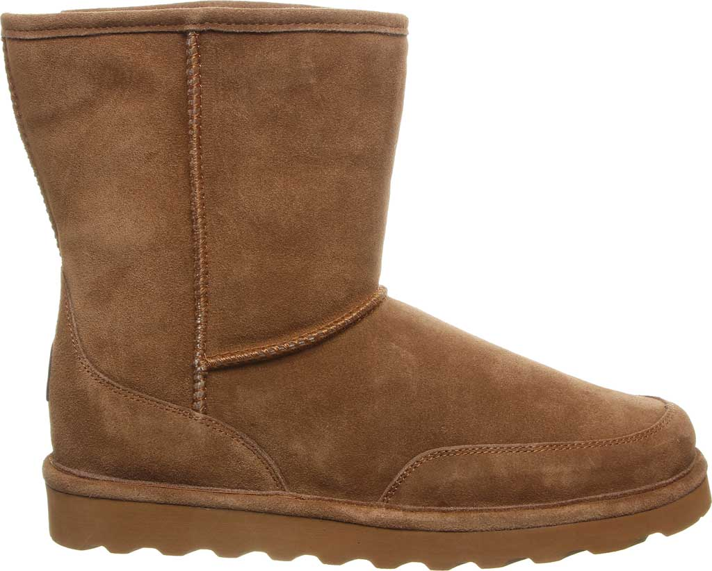 Men's Bearpaw Brady Wide Pull On Boot, Hickory II Suede, large, image 2