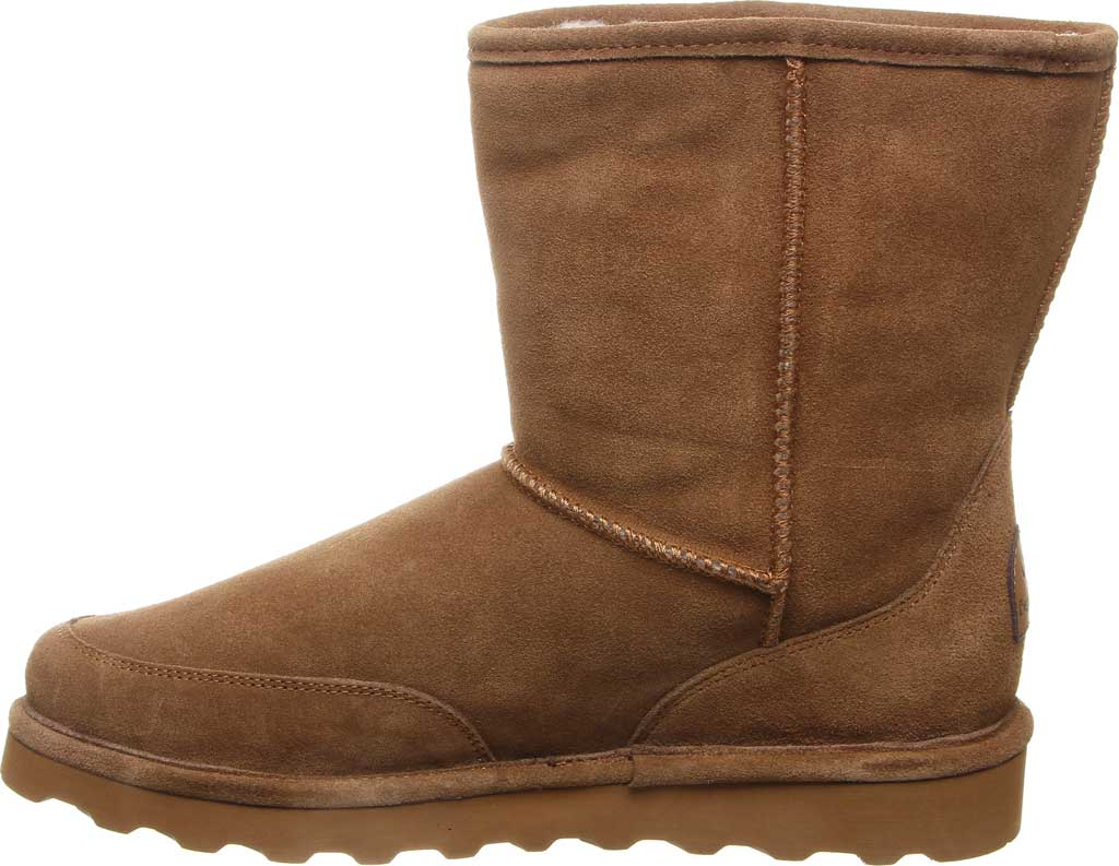 Men's Bearpaw Brady Wide Pull On Boot, Hickory II Suede, large, image 3