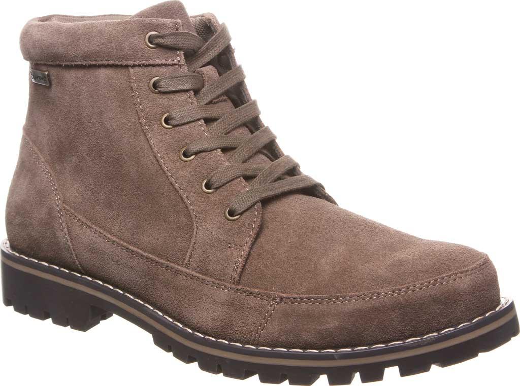 Men's Bearpaw Noah Ankle Boot, Seal Brown Suede, large, image 1