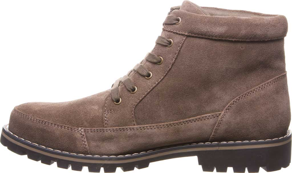 Men's Bearpaw Noah Ankle Boot, Seal Brown Suede, large, image 3