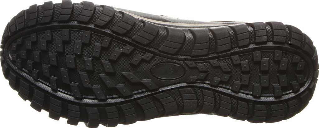 Men's Bearpaw Overland Waterproof Boot, Chocolate Suede/Nylon, large, image 4
