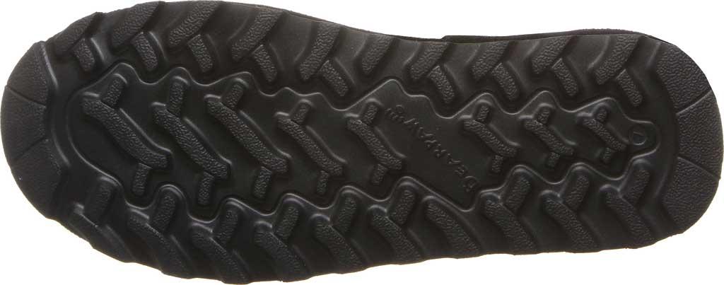 Women's Bearpaw Clara Wide Mid Calf Boot, Black II Suede, large, image 4