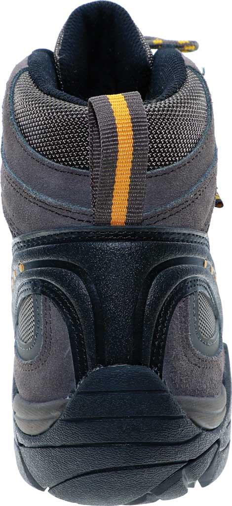 Men's Bearpaw Brock Wide Hiking Boot, Taupe Suede/Mesh, large, image 4