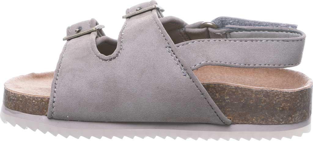 Infant Bearpaw Brooklyn Toddler Slingback Sandal, Stone Leather, large, image 3