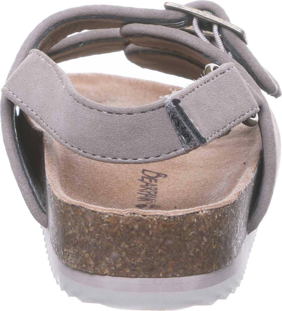 Infant Bearpaw Brooklyn Toddler Slingback Sandal, Stone Leather, large, image 4