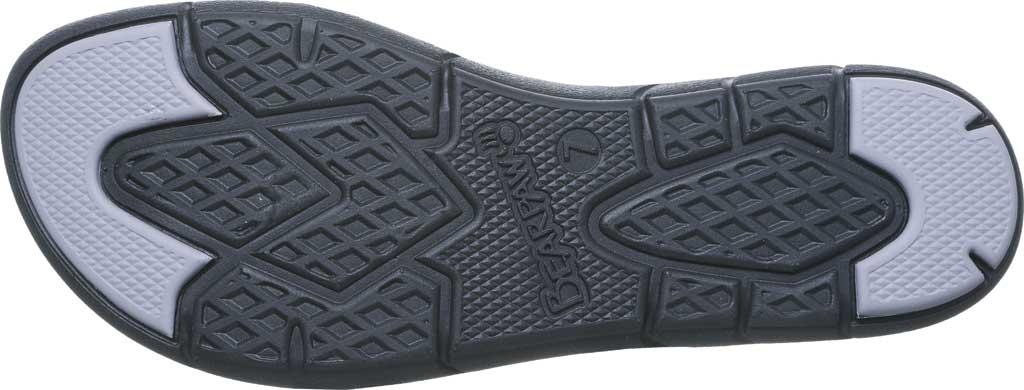 Women's Bearpaw Juniper Thong Sandal, Black II Jersey, large, image 6