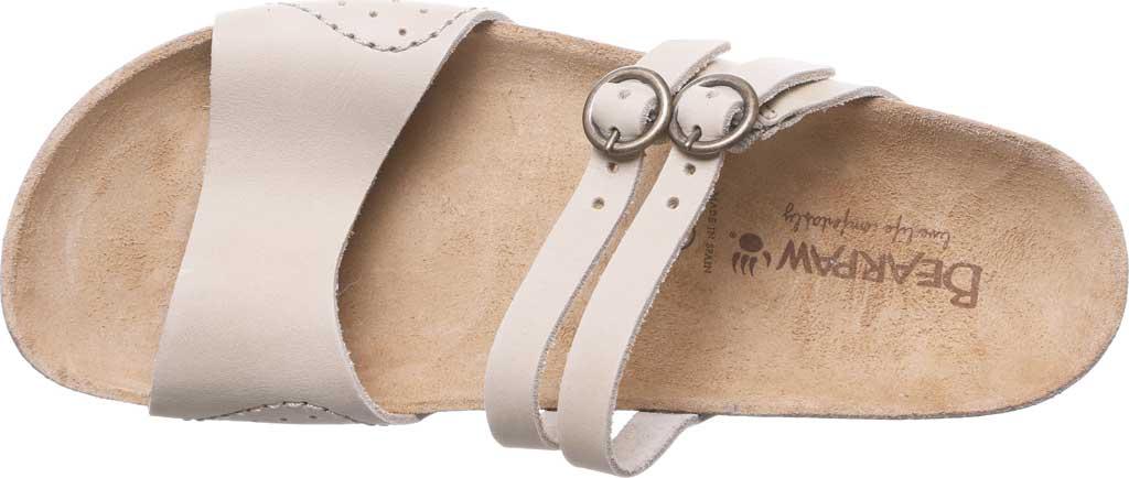 Women's Bearpaw Amoria Wedge Slide, Sand Leather, large, image 5