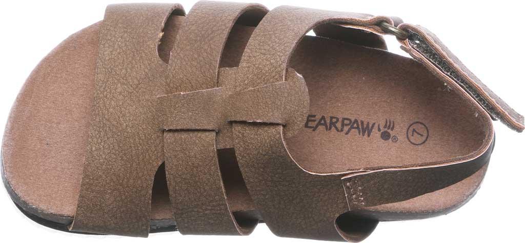 Infant Bearpaw Zaidee Strappy Sandal, Hickory II Leather, large, image 5