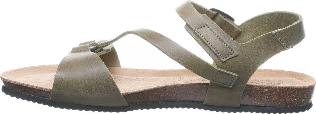 Women's Bearpaw Sandy Strappy Sandal, Loden Leather, large, image 3