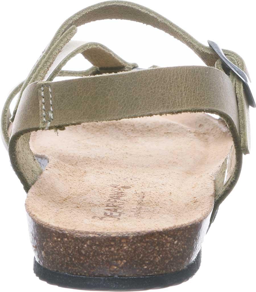 Women's Bearpaw Sandy Strappy Sandal, Loden Leather, large, image 4
