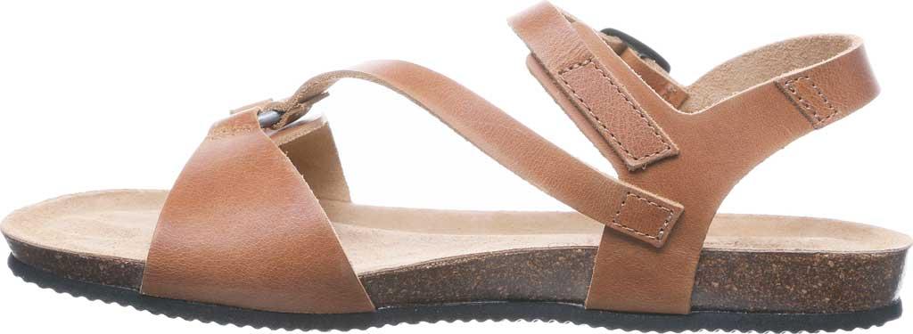 Women's Bearpaw Sandy Strappy Sandal, Saddle Leather, large, image 3