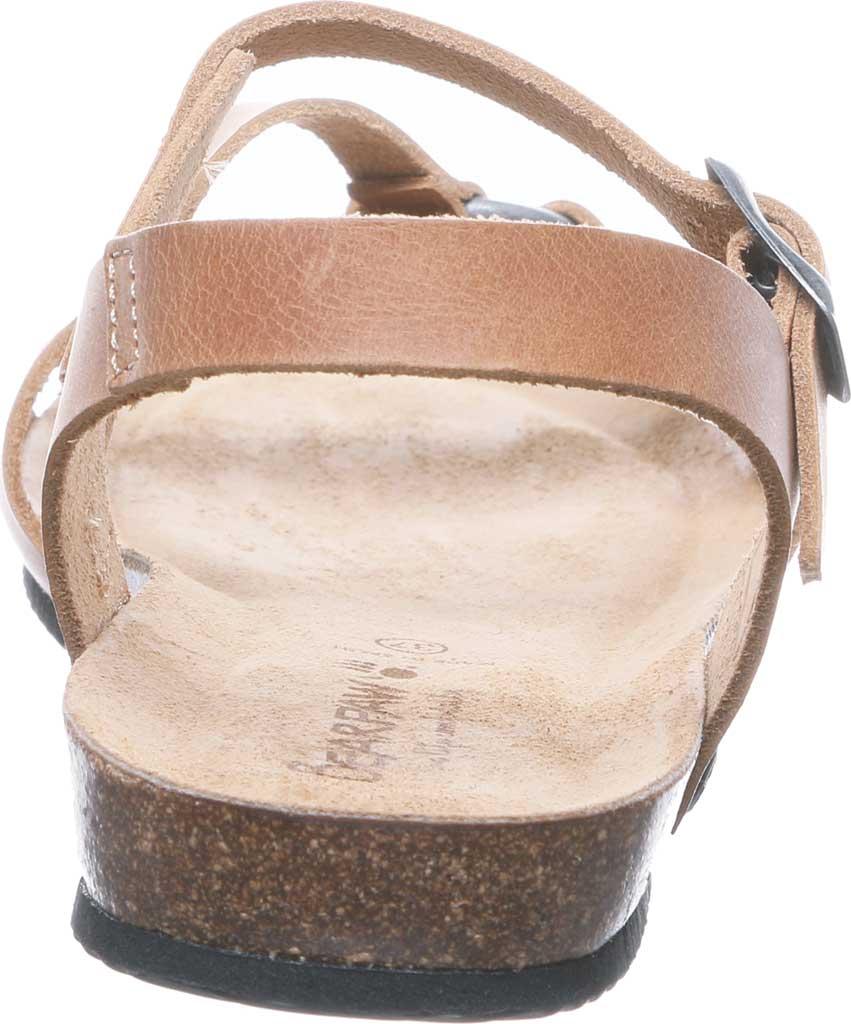 Women's Bearpaw Sandy Strappy Sandal, Saddle Leather, large, image 4