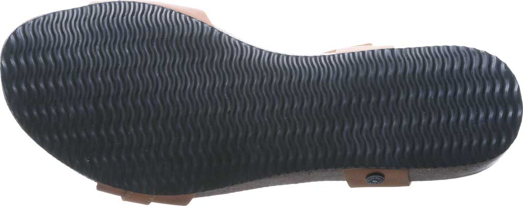 Women's Bearpaw Sandy Strappy Sandal, Saddle Leather, large, image 6