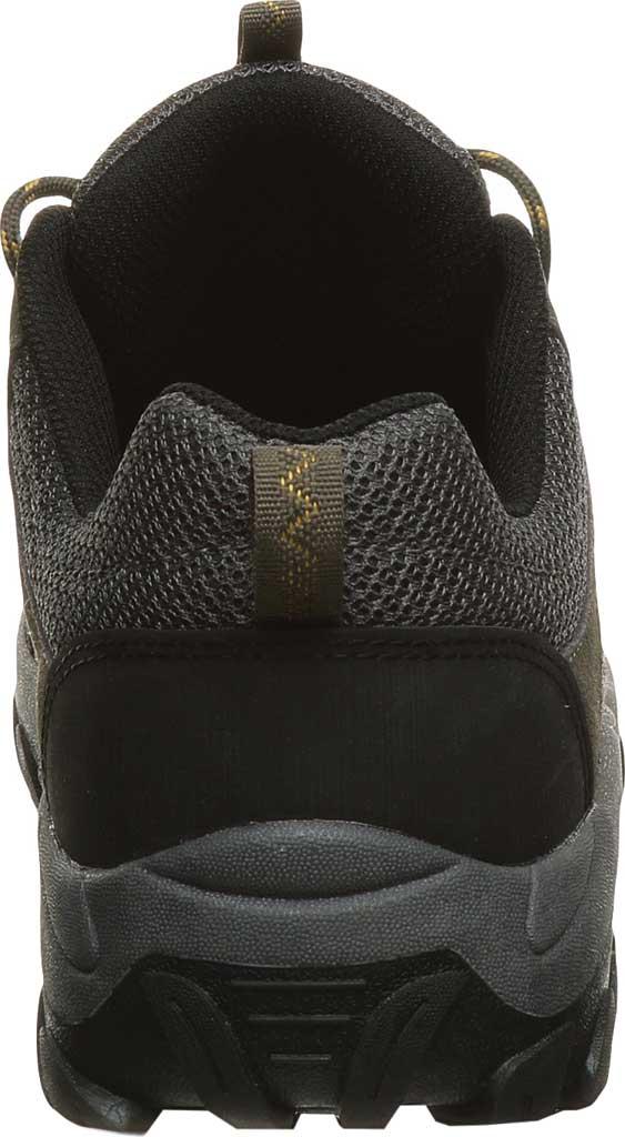 Men's Bearpaw Blaze Sneaker, Charcoal Suede/Mesh, large, image 4